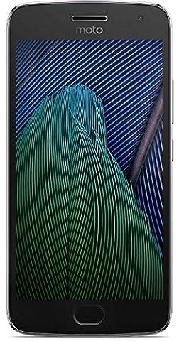 Moto G Plus (5th Generation) - Lunar Gray - 64 GB - Unlocked (Smartphone Unlocked Deals)