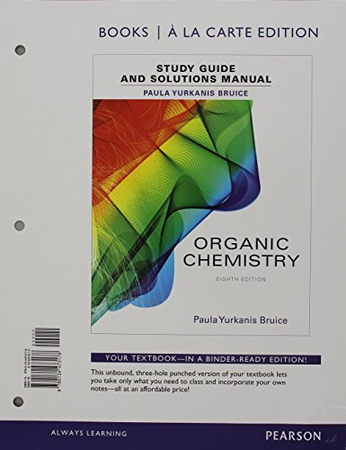 Organic Chem. Soln.Man.+Study Gde. (Ll)