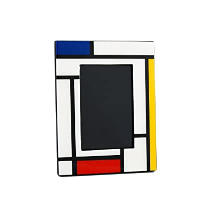 Amazon.com: Mondrian Trust Inspired Collection Lacquer Picture Frame ...