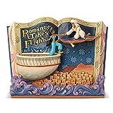 Disney Traditions Romance Takes Flight Aladdin Storybook Figurine