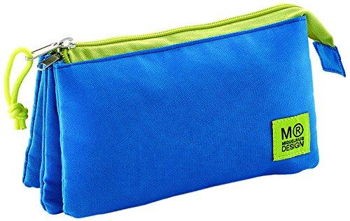 Miquelrius Diffusion 17090 Candy Tag Estuches, 22 cm, Azul: Amazon ...