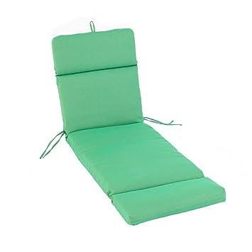 Sunbrella Outdoor Chaise Lounge Cushion