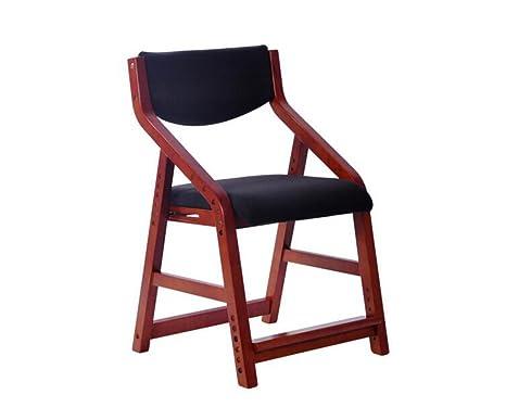 Sgabello in legno lavabile sedia da scrivania sedia da studio per