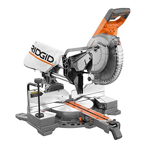 Ridgid 12 Sliding Compound Miter Saw - 3