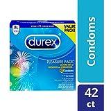 Best Condoms - Durex Condom Pleasure Pack Assorted Natural Latex Condoms Review