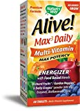 Cheap Nature's Way Alive! Max3 Daily (no iron added)