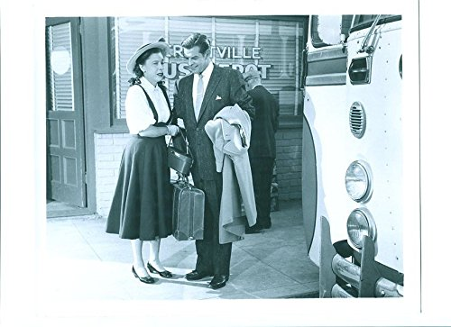 lay-that-rifle-down-1955-8x10-promotional-still-judy-canova-jil-jarmyn-music-vg