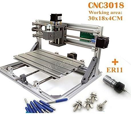 DIY Mini 3 Axis 3018 CNC Router Desktop Engraver GRBL