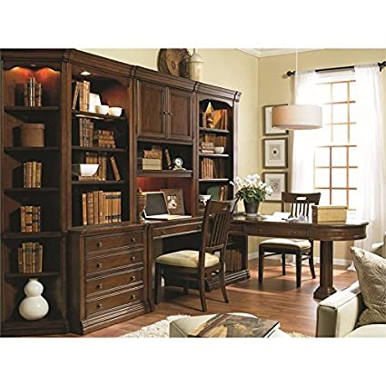 Amazon Hooker Furniture Cherry Creek Home Office Desk Wall Set Gorgeous Hooker Furniture Home Office