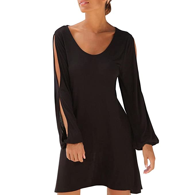 4a80aa149e48 zycShang vestito donna Vestito Da Donna Elegante Estivi Eleganti Abito Abiti  Sera