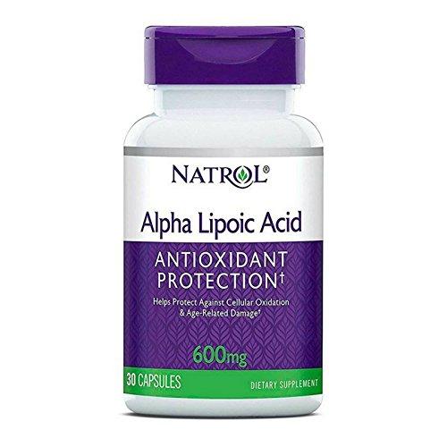Top 5 alpha lipoic acid 100 mg natrol