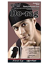 Knubian Black Do-Rag