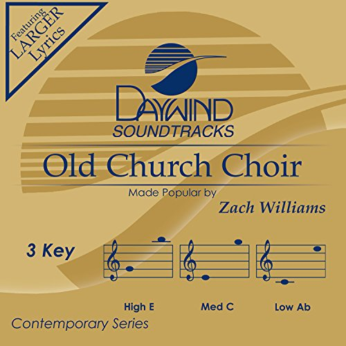 Old Church Choir [Accompaniment/Performance Track]