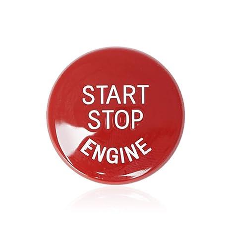 Littou Rot Auto Start Stopp Schalter Knopf Schalter Abdeckung Zündschalter Druckknopf Cover Für 1 2 3 4 5 6 7 X1 X3 X4 X5 X6 Serie Gewerbe Industrie Wissenschaft