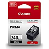 Genuine Canon PG-240XXL EXTRA HIGH Yield Black Ink Tank