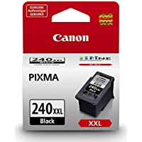 Canon PG-240XXL Black Cartridge, Compatible to MG3620,...