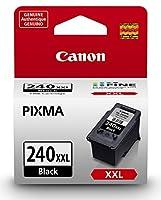 Canon PG-240XXL Black Cartridge, Compatible to MG3620, MG3520,MG4220,MG3220 and MG2220