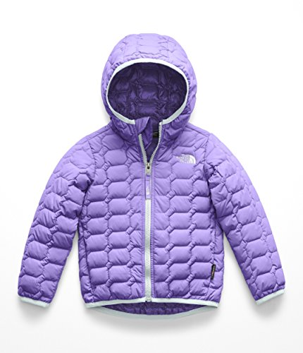 2559a5bf77ae Galleon - The North Face Todd Thermoball Hoodie - Dahlia Purple - 5T