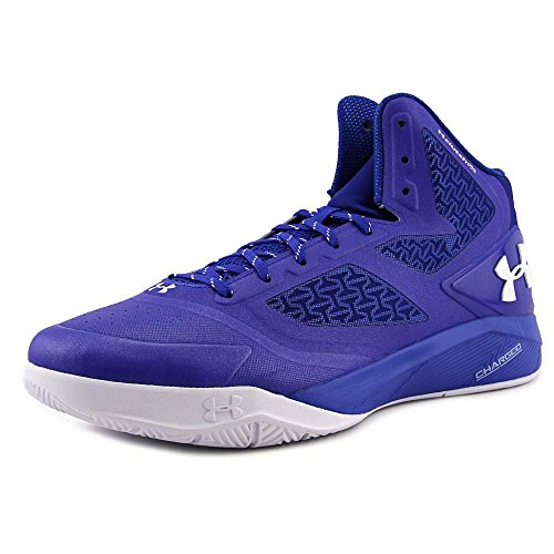 Drive Team Clutchfit UA Mens 2 Silver Shoes Metallic White Royal nwFEOvq