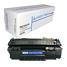 Proosh Compatible Toner Cartridge for HP Q5949A, Black, 49A Non OEM; for use in Compatible Printers: HP LaserJet 1160, LaserJet 1320, LaserJet 1320n, LaserJet 3390, LaserJet 3392
