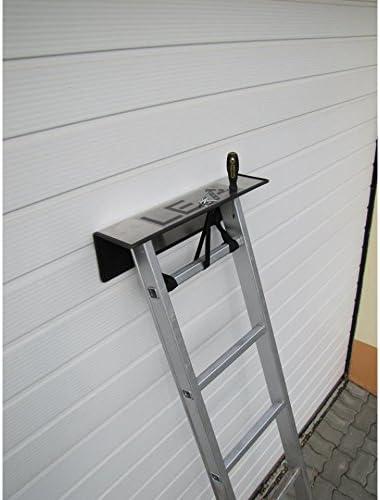 Escalera estante con protector para pared: Amazon.es: Bricolaje y herramientas