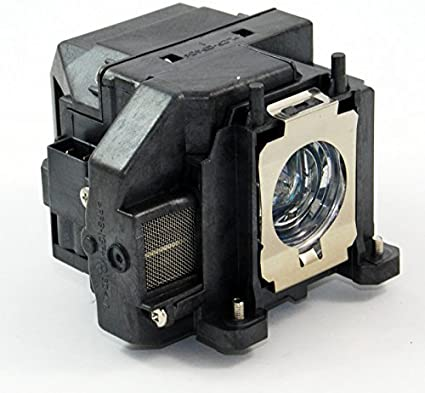 TS10 Epson Projector Lamp Replacement Projector Lamp Assembly with Genuine Original Osram P-VIP Bulb Inside.