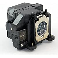 V13H010L67 Epson ELPLP67 Replacement Lamp - 200 W Projector Lamp - UHE - 4000 Hour Normal, 5000 Hour Economy Mode