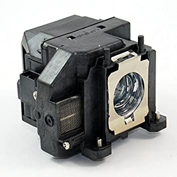 Epson Projector lamp for Epson V13H010L67, ELPLP67 Projector Accessories at amazon