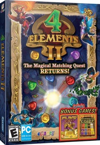 4 Elements Ii AMR - 4 Elements