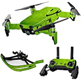 MightySkins Skin For DJI Max Coverage - Green Cement | Protective, Durable, and Unique Vinyl Decal wrap cover | Easy To Apply, Remove, and Change Styles | Made in the USA