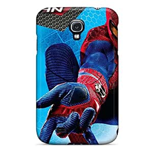 Shock Absorption Hard Phone Covers For Samsung Galaxy S4 With Provide Private Custom Vivid Big Hero 6 Image ColtonMorrill