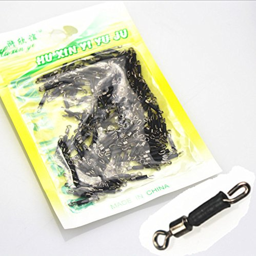 200 a bags M fast sub clamp connection ring fishing hook connector Fishing gadgets accessories by Unknown