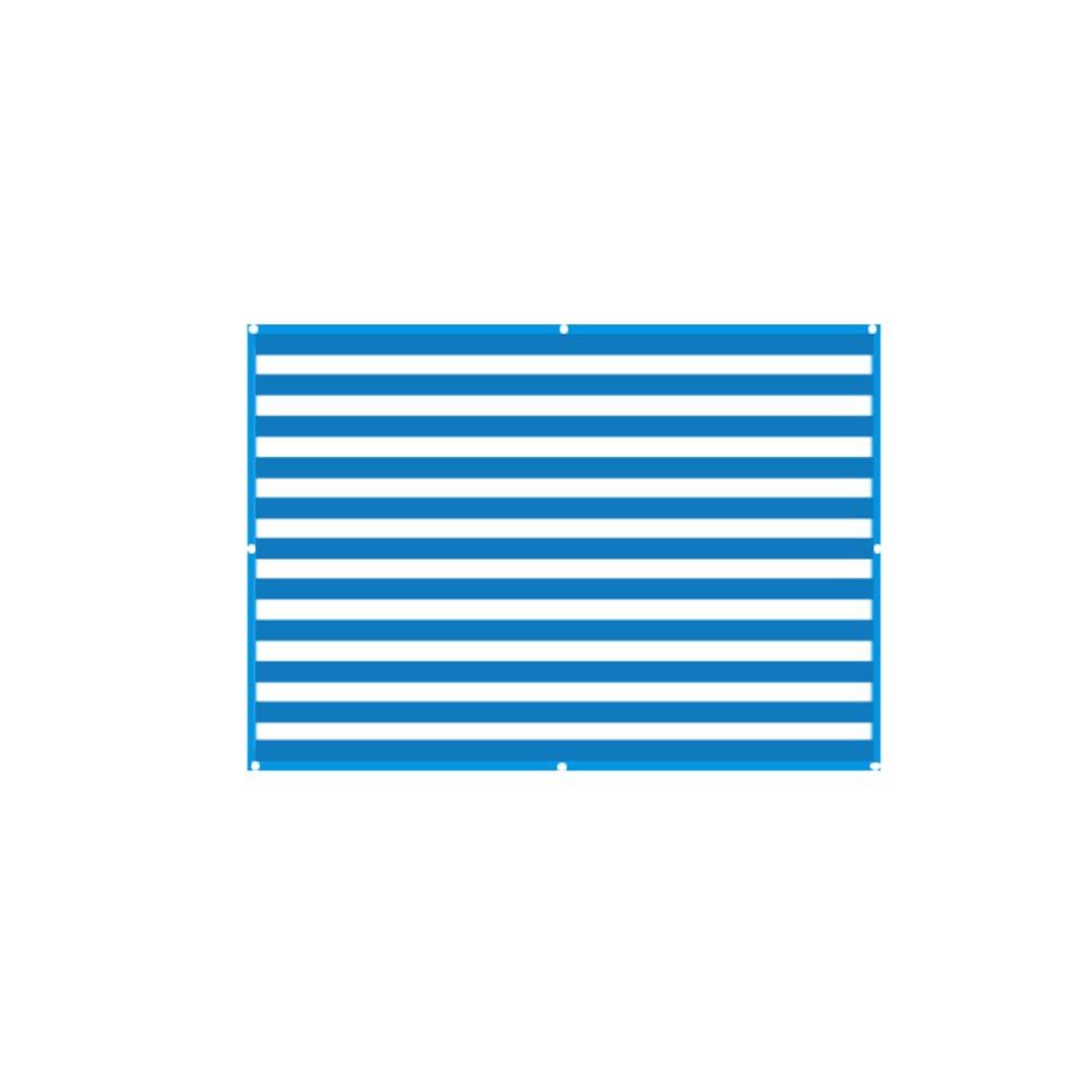 WYYY Panno Ombra Protezione Solare Serra Rete di ombreggiatura Rete Resistente ai Raggi UV 95% Tasso di Ombra Pianta da Fiore Giardino