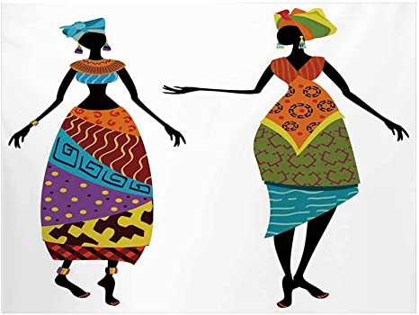 Fondo de fotografía de Mujer Africana, Tribal, para Disfraz ...