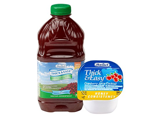Thickened Cranberry Juice - 9
