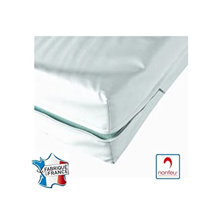 Brehat Mesh Pu Coated Polyester Fabric Waterproof Mattress Cover 120