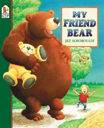 Read Online My Friend Bear (Turtleback School & Library Binding Edition) (Eddy & the Bear) PDF