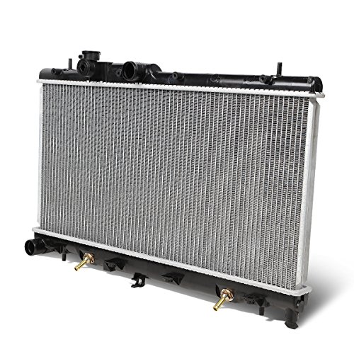 For Subaru Legacy/Outback 1-1/2 inches Inlet OE Style Aluminum Direct Replacement Racing Radiator DPI 2331