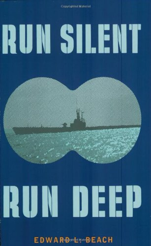 book cover of Run Silent Run Deep