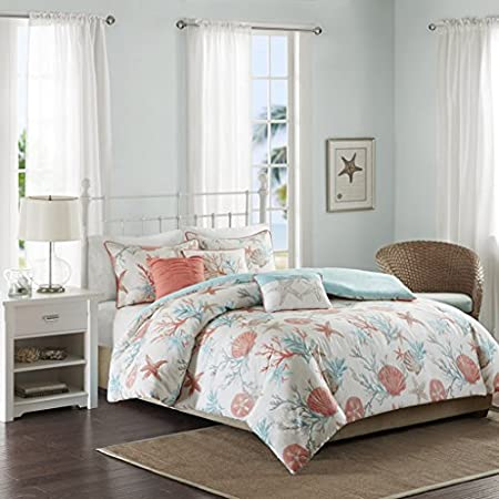 51risDaldHL._SS450_ Coral Bedding Sets and Coral Comforters