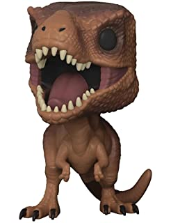 Funko Pop! Movies: Jurassic Park - Tyrannosaurus Collectible Figure
