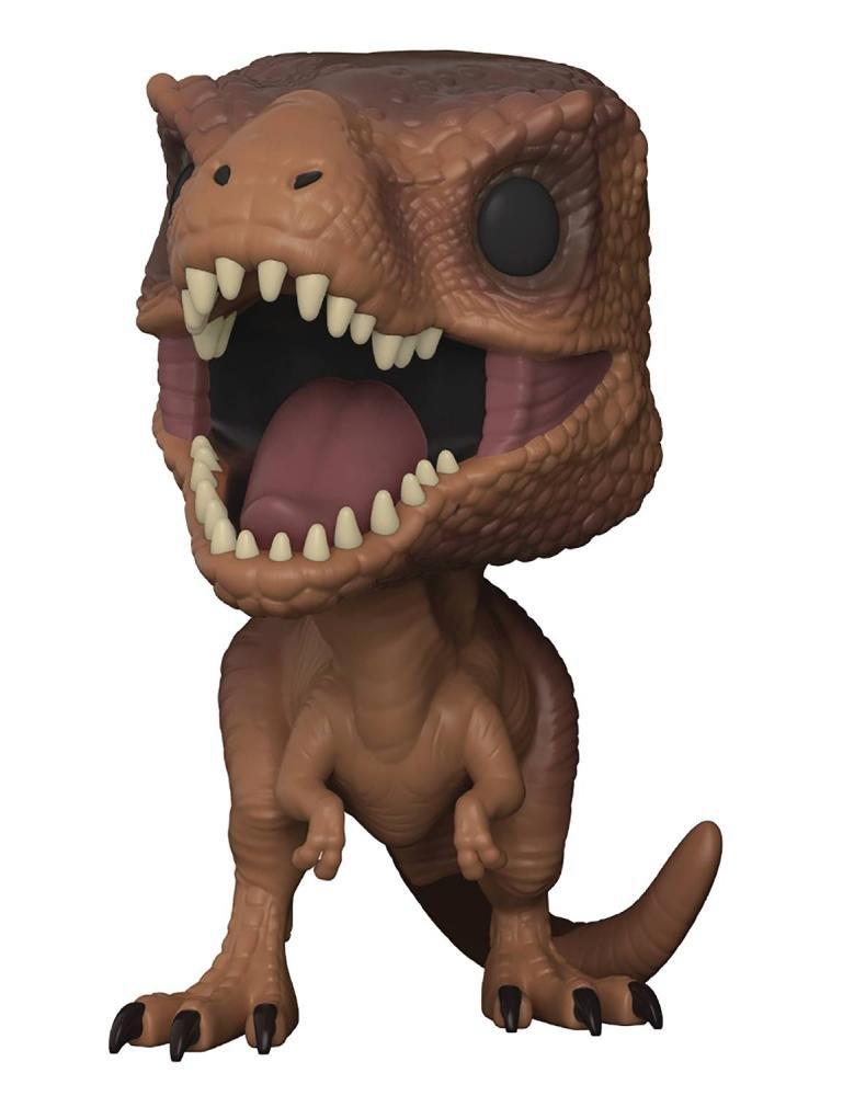 Funko Pop Movies Jurassic Park Tyrannosaurus Collectible Figure