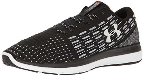 Under Armour Mænds Threadborne Slingflex Sort (004) / Hvid 6Evg2F7