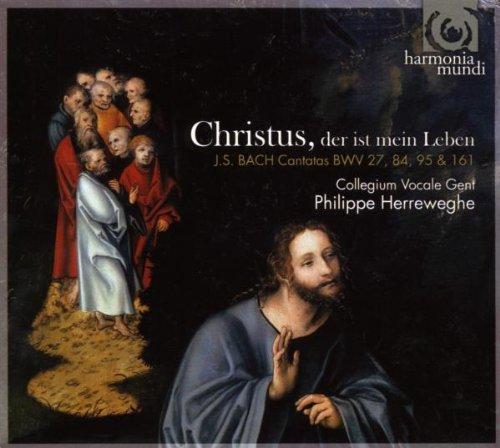 Bach: Cantatas Nos. 27 84 95 & 161 -  Christus, der ist mein Leben ()