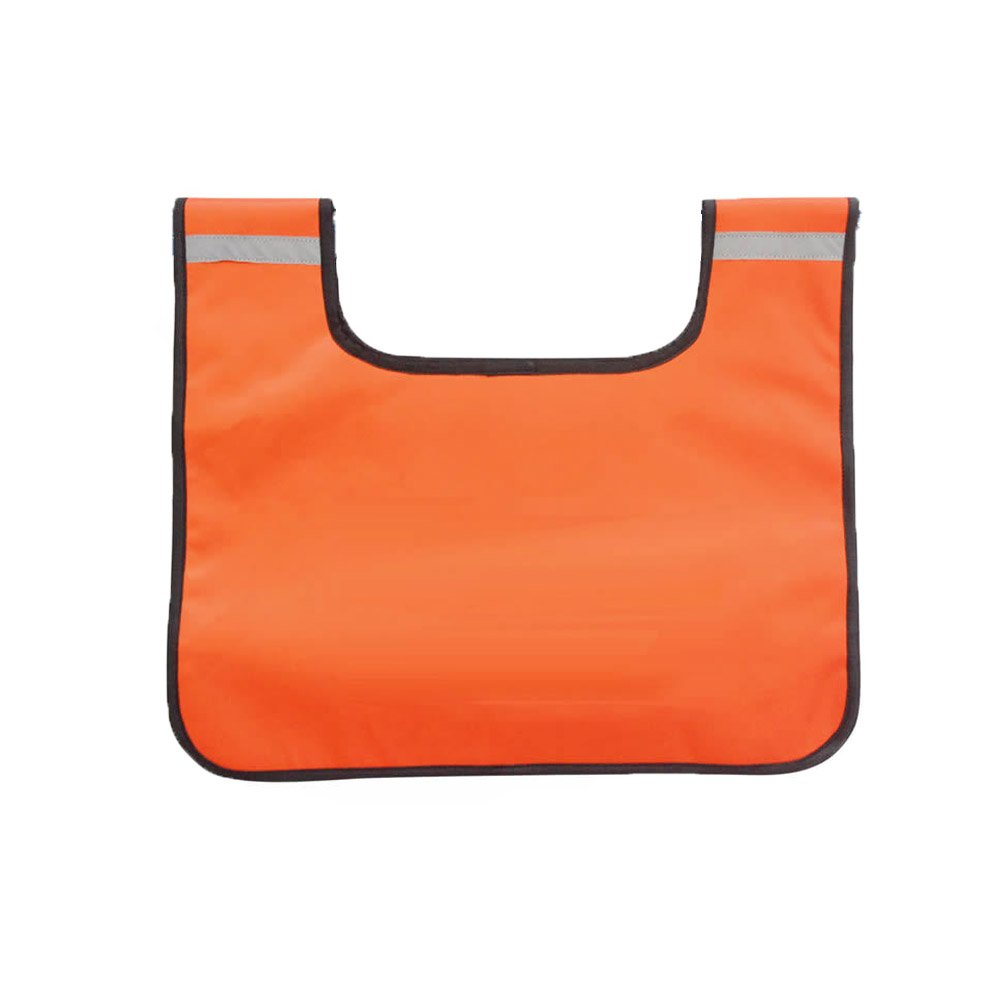Ymiss Strong Durable PVC Winch Rope Dampener Blanket with Pocket-Light Orange Color T&HI-B07F1QYDH1