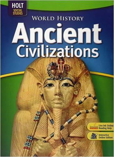 Amazon world history ancient civilizations student edition world history ancient civilizations student edition 2008 1st edition fandeluxe Choice Image