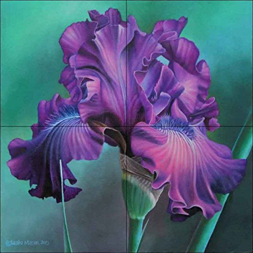 Iris Ceramic Tile - 2