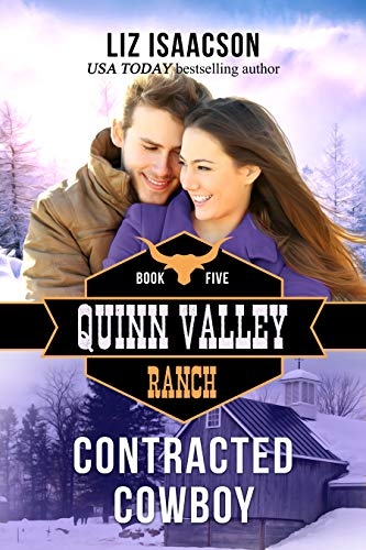 Pdf Religion Contracted Cowboy (Quinn Valley Ranch Book 5)