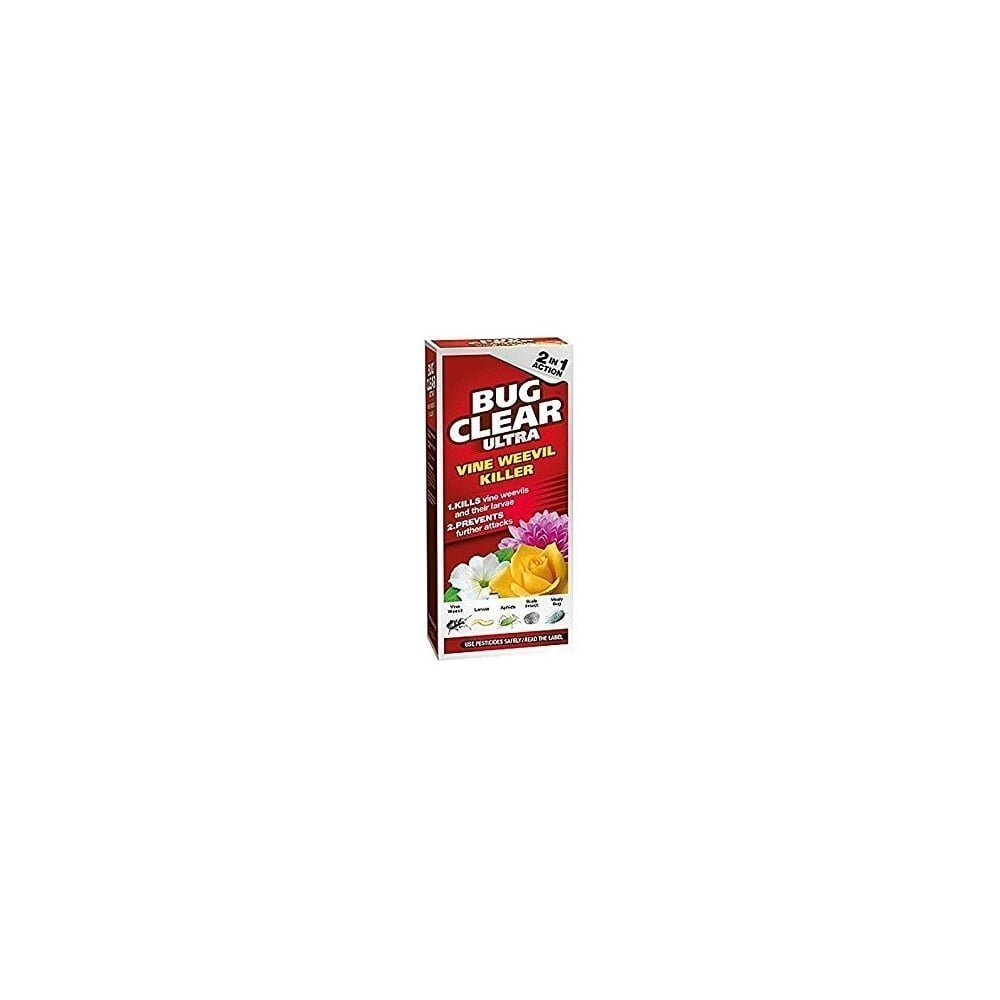 BugClear Ultra Vine Weevil Killer Concentrate 480ML: Amazon.co.uk ...