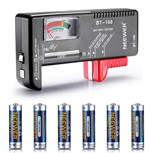 Neewer Universal Battery Alkaline Batteries
